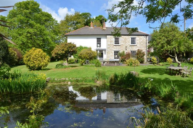 Thumbnail Property for sale in Lower Treluswell, Penryn