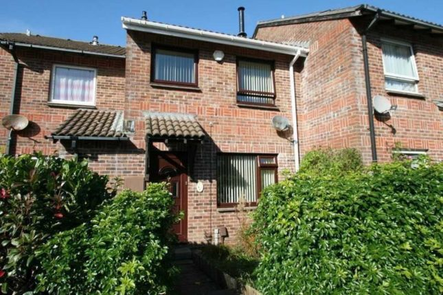 Thumbnail 3 bed terraced house for sale in Holloway Gardens, Plymouth