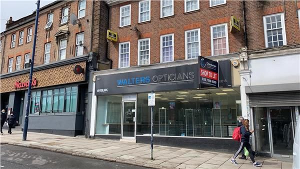Thumbnail Retail premises to let in Station Road, Edgware, Greater London