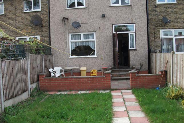 Thumbnail Terraced house to rent in Langhorne Road, Dagenham