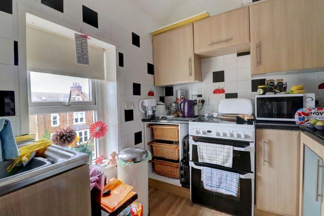 Top Flat, Kitchen