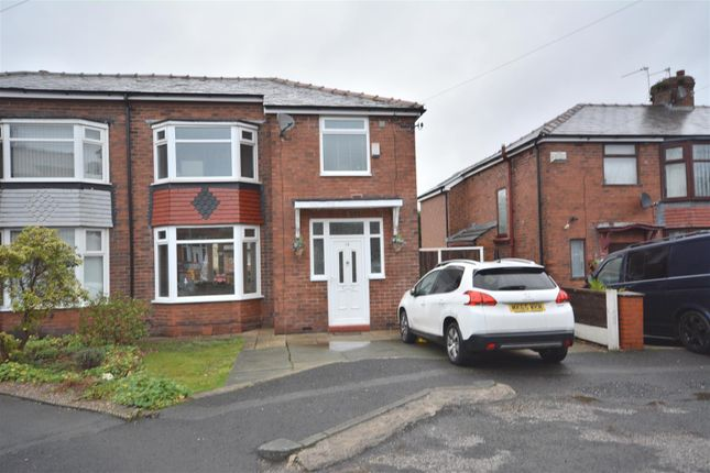External Picture of Masefield Avenue, Prestwich, Manchester M25