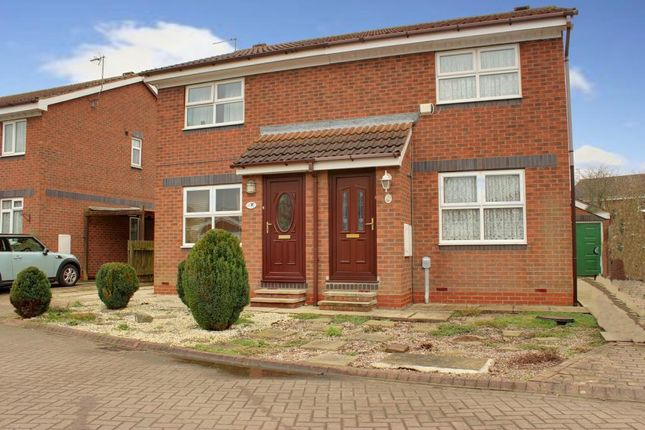 Thumbnail Semi-detached house to rent in Rosemary Way, Beverley Parklands, Beverley