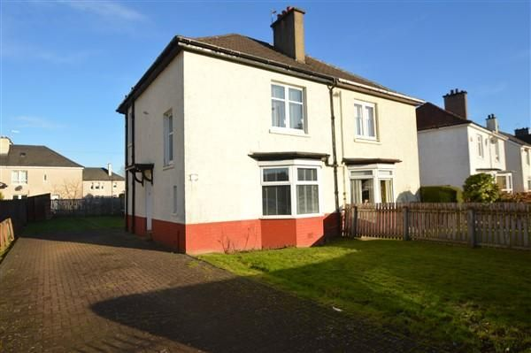 Thumbnail Semi-detached house for sale in Alderman Road, Knightswood, Glasgow