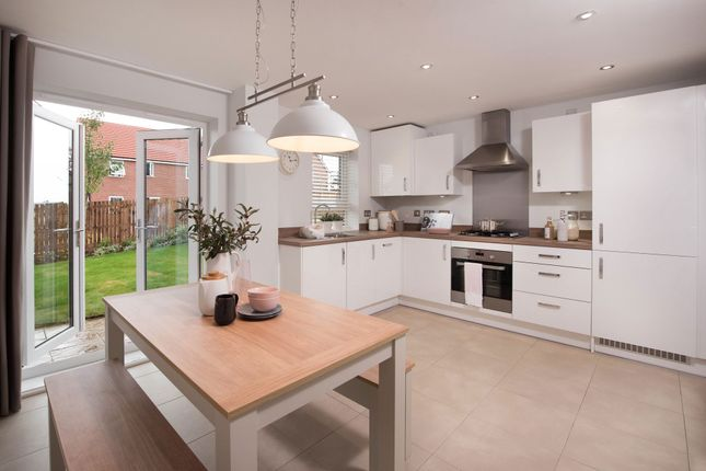 "Thumbnail Semi-detached house for sale in ""Maidstone"" at Cobblers Lane, Pontefract"