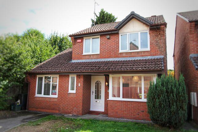 Thumbnail Detached house for sale in Caernarvon Drive, Rhiwderin, Newport