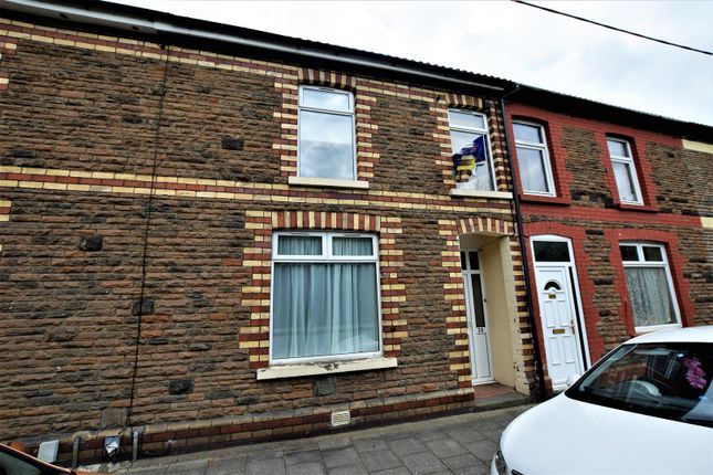 Thumbnail Terraced house for sale in Meadow Street, Treforest, Pontypridd