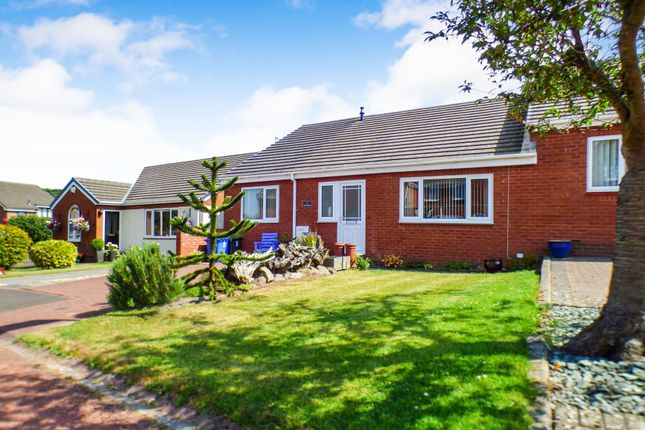 Thumbnail Bungalow for sale in Oram Close, Morpeth