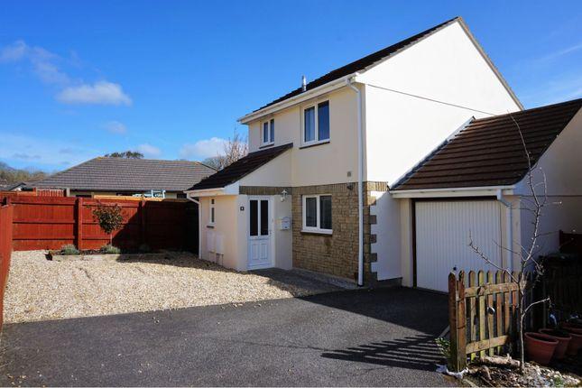 Thumbnail Detached house for sale in Treveth Lane, Helston