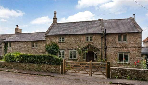 Thumbnail Cottage to rent in Cold Ashton, Chippenham