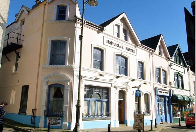 Thumbnail Hotel/guest house for sale in High Street, Merthyr Tydfil
