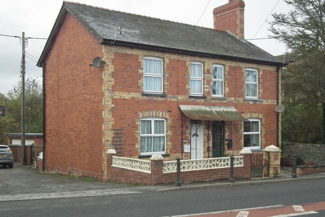 Thumbnail Semi-detached house to rent in Newbridge On Wye, Llandrindod Wells
