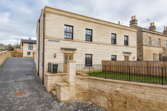 3 bed terraced house to rent in Lower Weston, Bath BA1