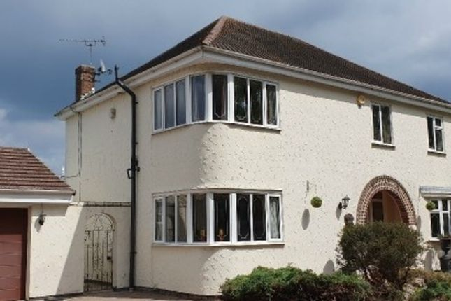 Thumbnail Detached house to rent in Rugby Road, Binley Woods, Coventry