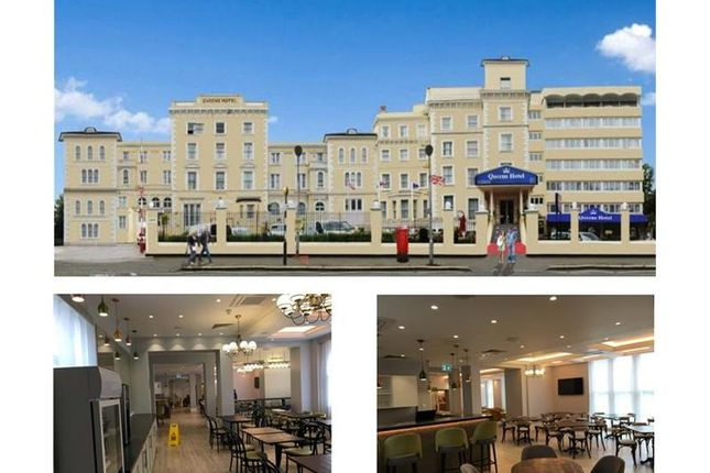Thumbnail Restaurant/cafe to let in Best Western Hotel (Ground Floor Restaurant), 122, Church Road, Crystal Palace, London, London