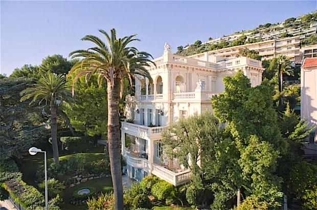 Propery Exterior of Cap D'ail, French Riviera, 06320