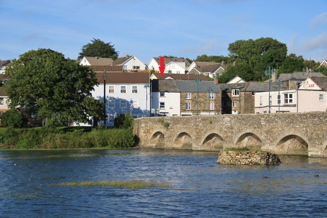 Thumbnail Terraced house for sale in Egloshayle Road, Wadebridge