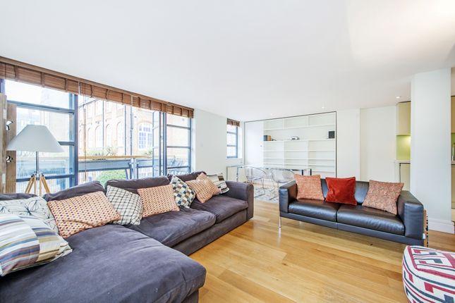 Thumbnail Flat to rent in Dallington Street, London