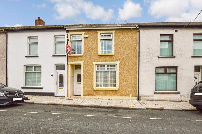 Thumbnail Terraced house for sale in Central Street, Ystrad Mynach, Hengoed