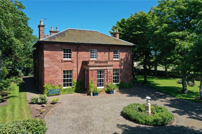 Thumbnail Detached house for sale in West Seaton House, Arbroath, Angus