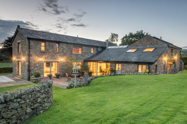 Thumbnail Barn conversion for sale in Welcome To Heaton House, Leck, Kirkby Lonsdale
