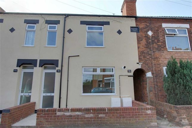 Thumbnail Flat to rent in Victoria Street, Mansfield, Notts