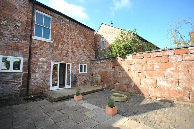 Thumbnail Terraced house for sale in Chapel Lane, Noble Street, Wem, Shrewsbury