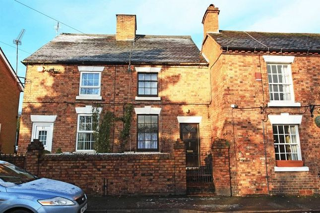 Thumbnail Terraced house for sale in Church Street, Madeley, Telford