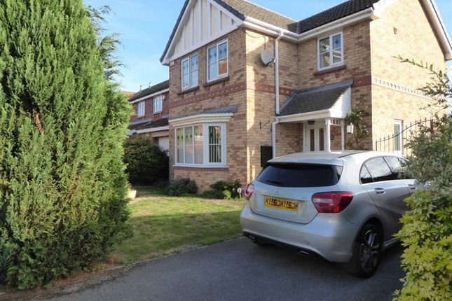Thumbnail Detached house to rent in 20 Shuttle Close, Rossington, Doncaster
