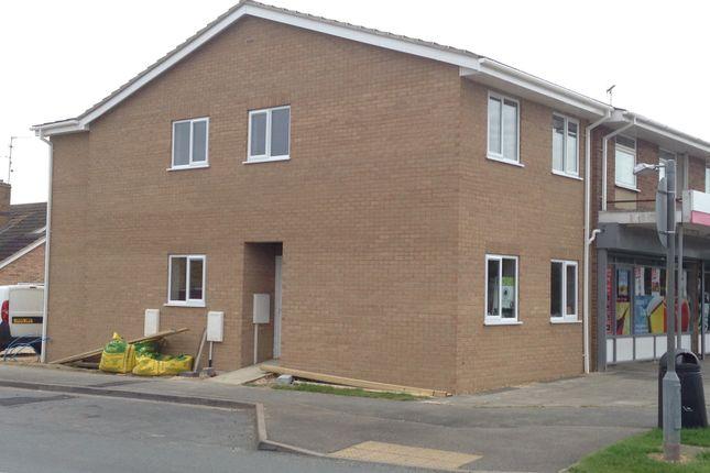 Thumbnail Flat to rent in Peacock Square, Blenheim Way, Market Deeping, Peterborough