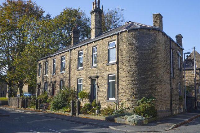 Thumbnail End terrace house for sale in Todmorden Road, Littleborough