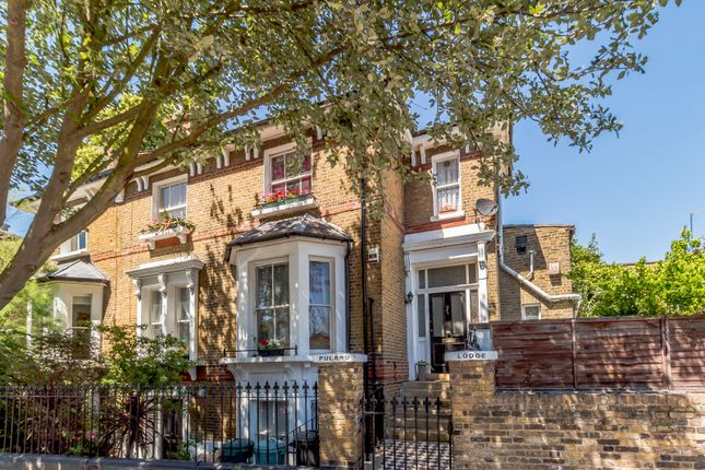 Thumbnail Semi-detached house for sale in Northampton Park, London