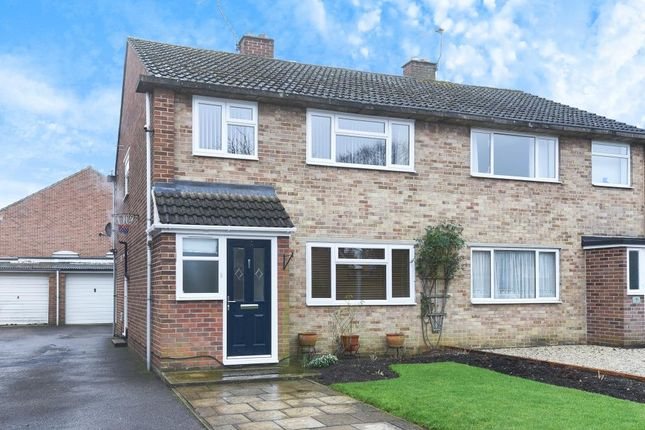 Thumbnail Semi-detached house to rent in Churchill Road, Bicester