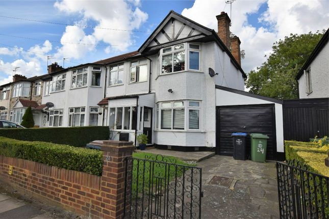 Thumbnail Detached house to rent in Bridgewater Road, Wembley, Middlesex