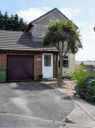Thumbnail Link-detached house for sale in Kingsley Court, St. Columb