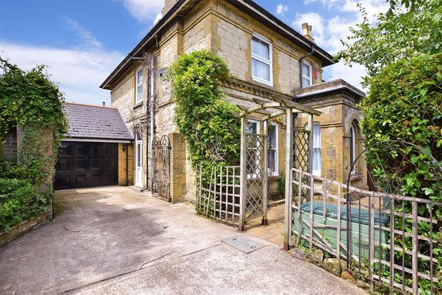 Thumbnail Link-detached house for sale in Florence Road, Shanklin, Isle Of Wight