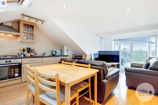 Thumbnail Duplex to rent in West End Lane, West Hampstead