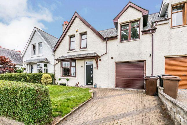 Thumbnail Semi-detached house for sale in Crathie Terrace, Aberdeen