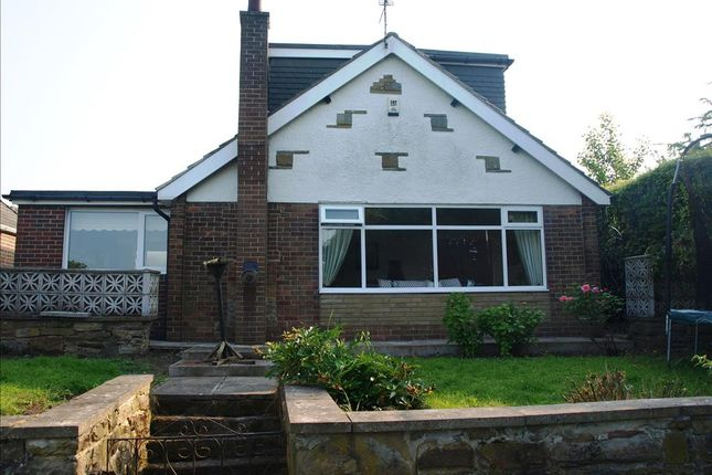 Thumbnail Detached bungalow for sale in Thornhill Road, Middlestown, Wakefield