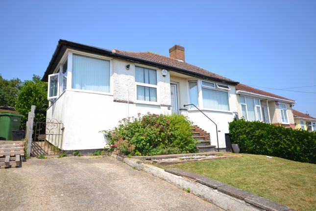 Thumbnail Bungalow for sale in Conqueror Road, St Leonards On Sea