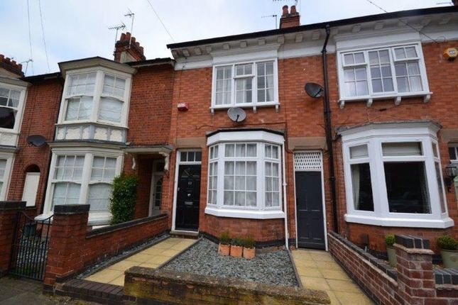 Thumbnail Terraced house to rent in Knighton Church Road, South Knighton, Leicester