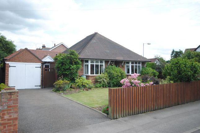 Thumbnail Detached bungalow for sale in Vicarage Road, Old Moulsham, Chelmsford