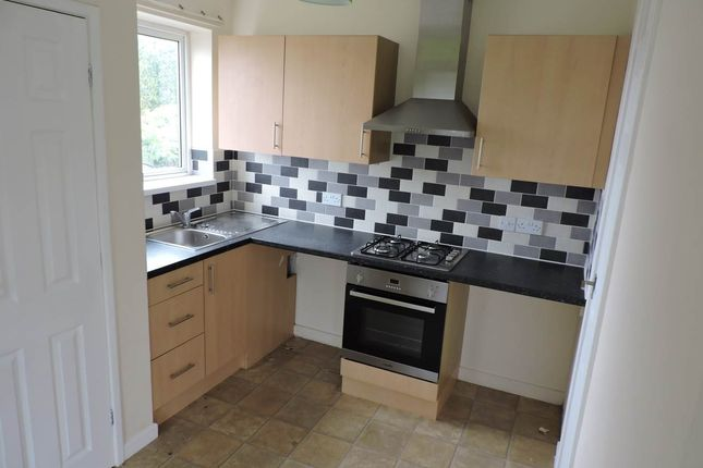 Thumbnail Semi-detached bungalow to rent in Long Causeway, Monk Bretton, Barnsley