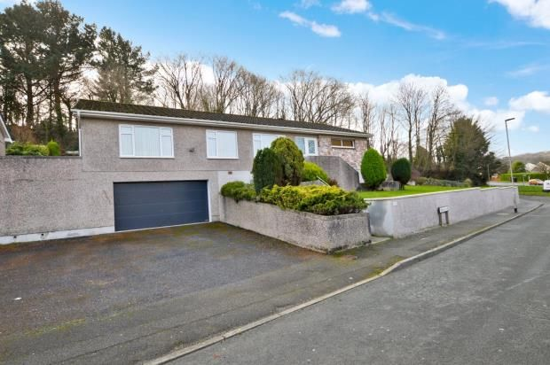 Thumbnail Detached bungalow for sale in Greenhill Close, Plymouth, Devon