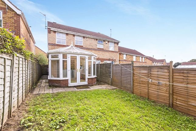 Thumbnail Semi-detached house to rent in Manor Close, The Grove, Consett