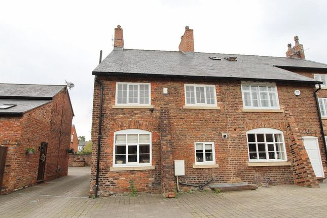 Thumbnail Semi-detached house for sale in Higher Green Lane, Astley, Tyldesley, Manchester