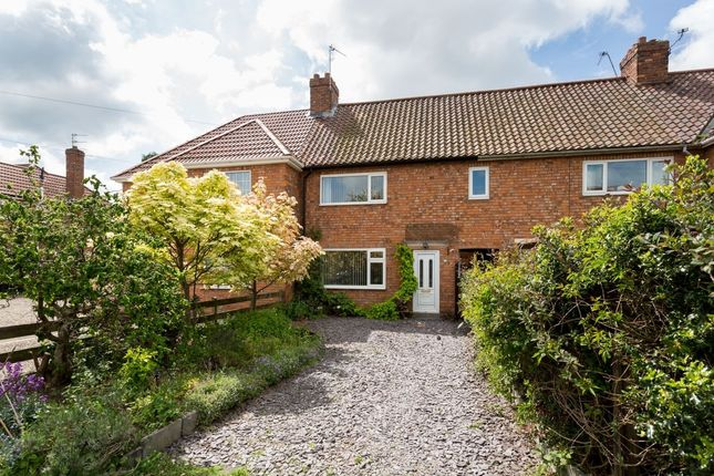 Thumbnail Terraced house for sale in Calf Close, Haxby, York