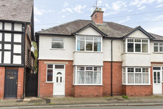 Thumbnail Semi-detached house to rent in Bridge Street, Leominster