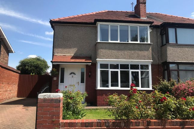 Thumbnail Semi-detached house to rent in South Parade, Crosby, Liverpool