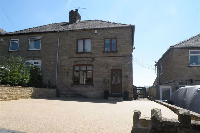 Thumbnail 3 bed semi-detached house for sale in 76, Northwood Lane, Darley Dale Matlock, Derbyshire